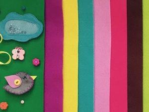 Секреты ухода за игрушками из фетра. Ярмарка Мастеров - ручная работа, handmade.