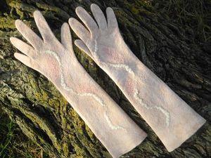 Первые перчатки. Ярмарка Мастеров - ручная работа, handmade.