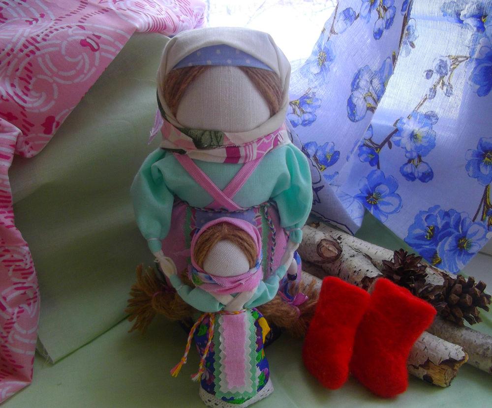 дети, мама и малыш, куклы и игрушки, русский стиль, сувенирная кукла