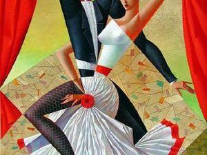 Соблазнительный кубизм художника Георгия Курасова. Ярмарка Мастеров - ручная работа, handmade.