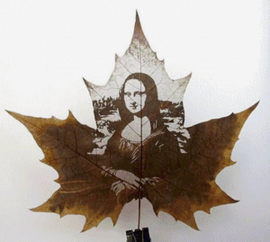 Картинки по запросу рисунки на опавших листьях от китайского мастера