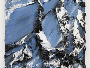 Ничего лишнего — только горы. Заснеженные вершины Альп на картинах Conrad Jon Godly. Ярмарка Мастеров - ручная работа, handmade.