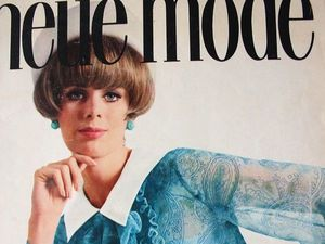 Новая мода Neue Mode 5/1966. Ярмарка Мастеров - ручная работа, handmade.