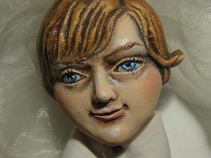 """Процесс созидания куклы """"Наташка-первоклашка"""". Ярмарка Мастеров - ручная работа, handmade."""