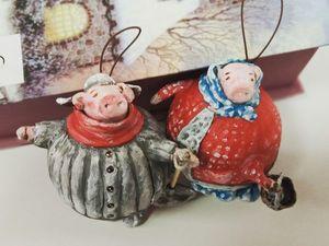 Истории Хрюляндии. Ярмарка Мастеров - ручная работа, handmade.