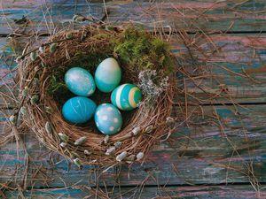 5 простых способов нанести рисунок на пасхальные яйца: видео мастер-класс. Ярмарка Мастеров - ручная работа, handmade.