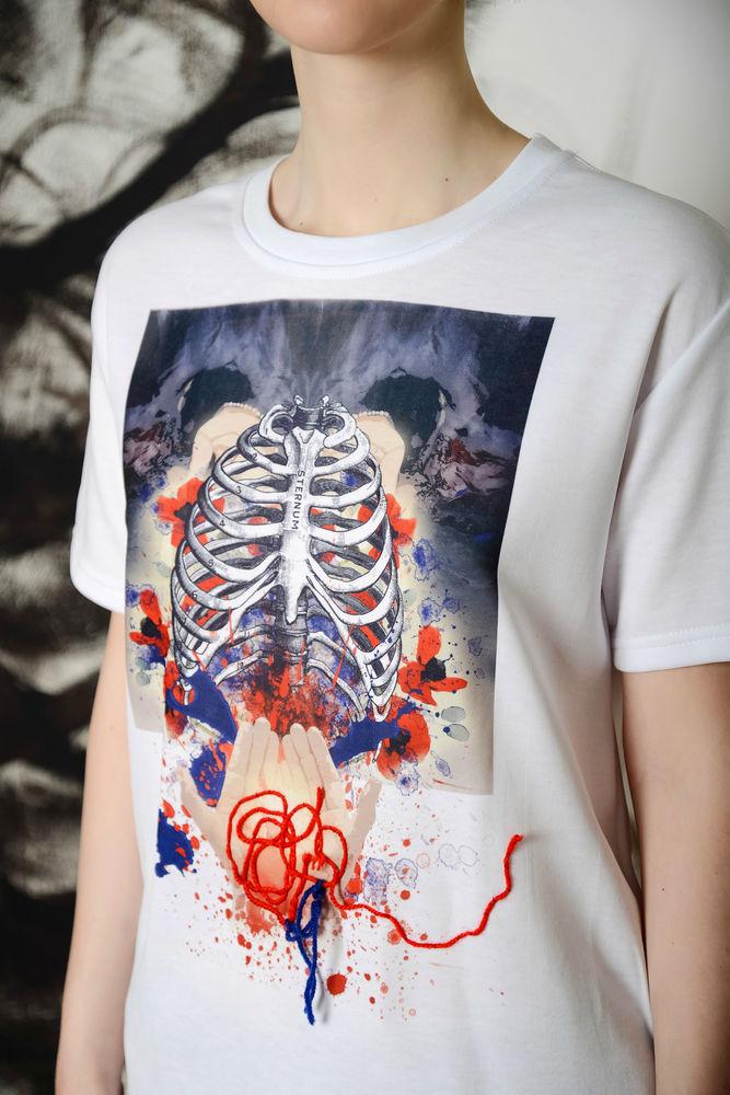 распродажа, сезонная распродажа, вамп, футболка скелет, дизайнерская одежда, акция
