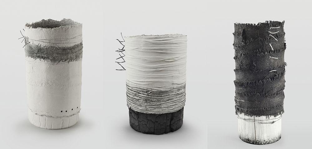 Gizella K Warburton — корзины или арт-объекты?