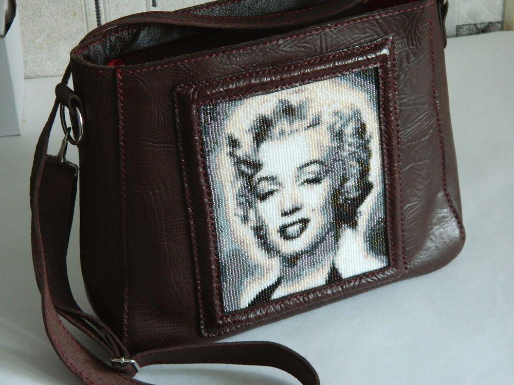 сумка с портретом, ярмарка мастеров
