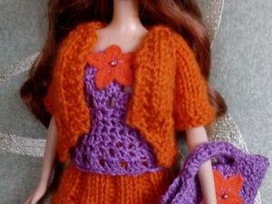 Скидка на все комплекты одежды для кукол 10%. Ярмарка Мастеров - ручная работа, handmade.