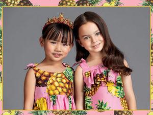 Lookbook коллекции для девочек от Dolce & Gabbana весна-лето 2017. Ярмарка Мастеров - ручная работа, handmade.
