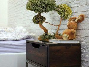Деревья из Цетрарии - Ваши доктора!. Ярмарка Мастеров - ручная работа, handmade.