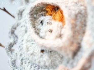 Flower of Happiness Tree («Цветок Дерева Счастья»): новинка  в Atelier Crochet Fox. Ярмарка Мастеров - ручная работа, handmade.