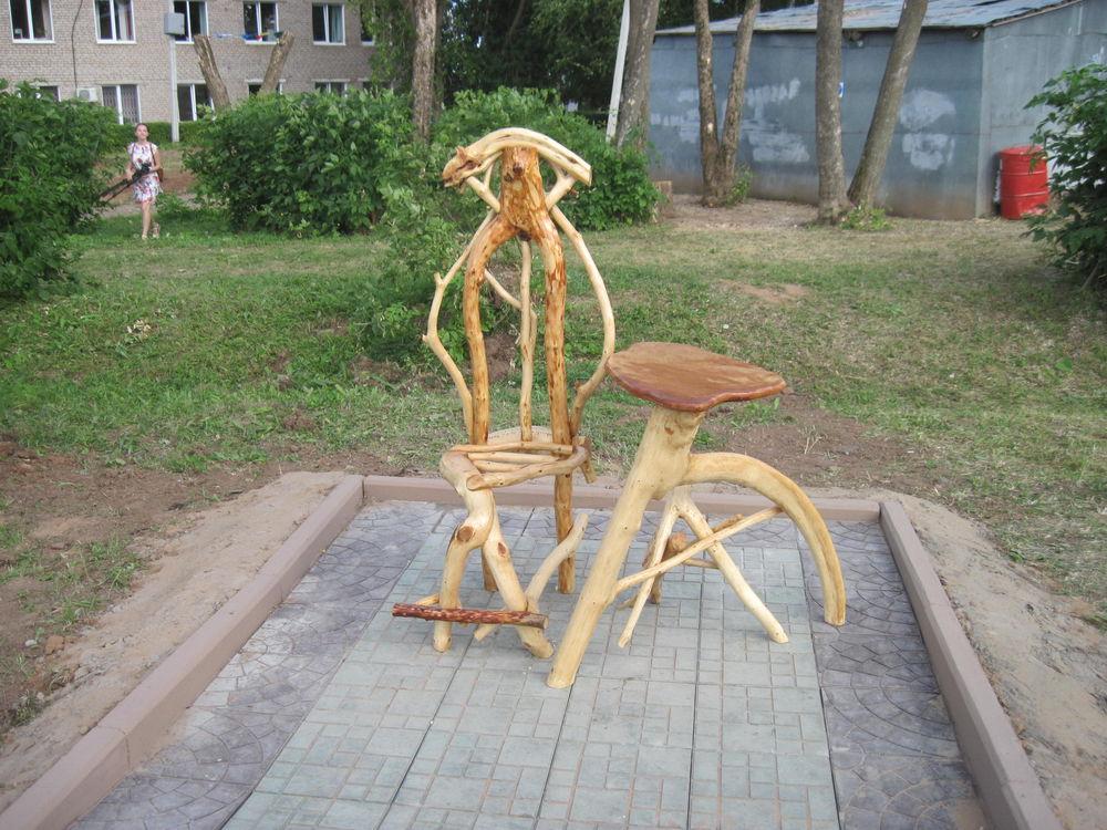 Об участии в международном фестивале деревянной скульптуры., фото № 32
