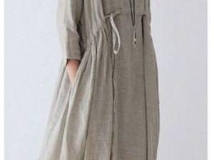 Раскрой платья в стиле Бохо. Ярмарка Мастеров - ручная работа, handmade.
