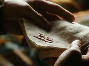 О любви хоббитов к монограммам. Ярмарка Мастеров - ручная работа, handmade.