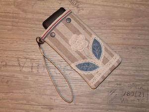 Бесплатная доставка на сумочку-чехол для телефона.. Ярмарка Мастеров - ручная работа, handmade.