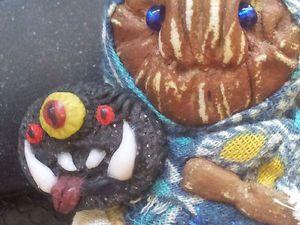 Бабайка - встречайте )   Ярмарка Мастеров - ручная работа, handmade