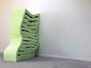 Поролоновые шкафы от голландского дизайнера Dewi Van De Klomp. Ярмарка Мастеров - ручная работа, handmade.