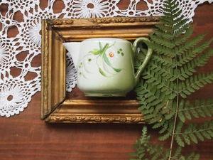 Товар дня 24 августа - антикварный сливочник с ручной росписью со скидкой 30%!. Ярмарка Мастеров - ручная работа, handmade.