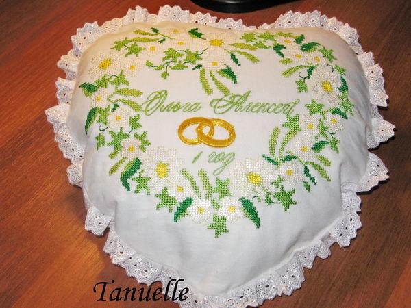 Что подарить на первую годовщину свадьбы - Ситцевую свадьбу? | Ярмарка Мастеров - ручная работа, handmade