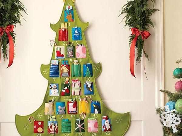Адвент-календари | Ярмарка Мастеров - ручная работа, handmade