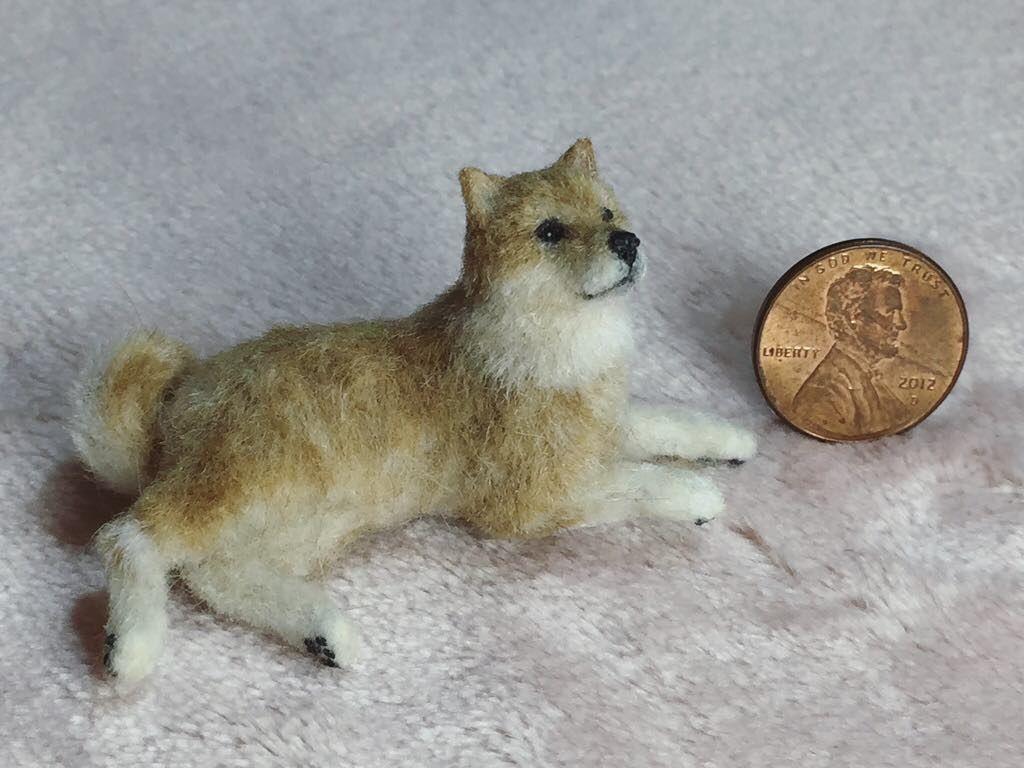 Awww Miniatures: Adorable Pets by Tomoko Masakage, фото № 15
