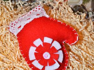 Готовимся к Новому году | Ярмарка Мастеров - ручная работа, handmade
