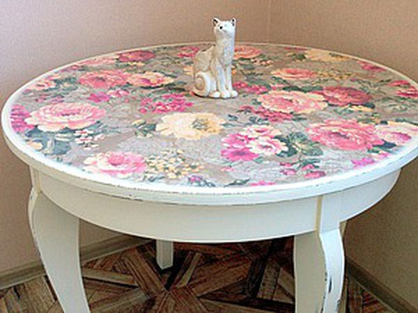 Restoration at Home: New Life of an Old Table | Livemaster - handmade