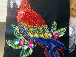 Новая коллекция платьев с вышивками из бисера!!!. Ярмарка Мастеров - ручная работа, handmade.
