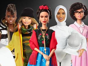 Mattel выпустила коллекцию кукол Barbie в образах выдающихся женщин. Ярмарка Мастеров - ручная работа, handmade.