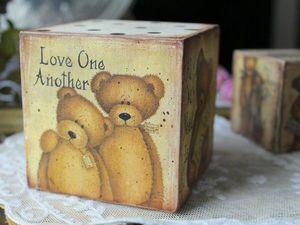 Мы все нуждаемся в любви. Ярмарка Мастеров - ручная работа, handmade.
