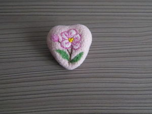 Цветущее сердце.... Ярмарка Мастеров - ручная работа, handmade.