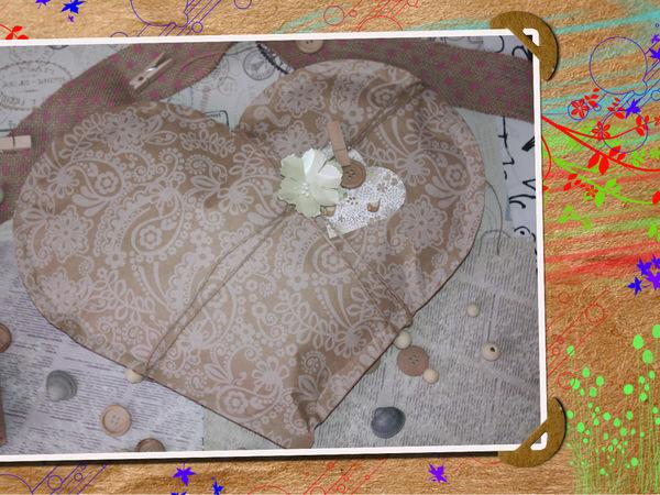 Креативная упаковка подарка. Объемное надувное Сердце из бумаги.   Ярмарка Мастеров - ручная работа, handmade