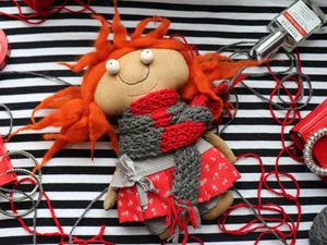 Новая кукла!. Ярмарка Мастеров - ручная работа, handmade.
