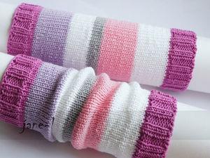 Вязаные гетры для детей: принимаю заказы!. Ярмарка Мастеров - ручная работа, handmade.