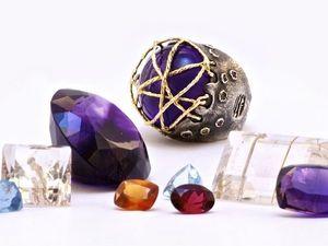 Ювелирные изделия и камни на Заказ. Ярмарка Мастеров - ручная работа, handmade.