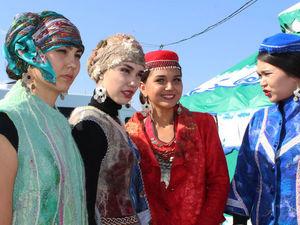 ПОКАЗ МОД. Фестиваль-Конкурс современного башкирского костюма