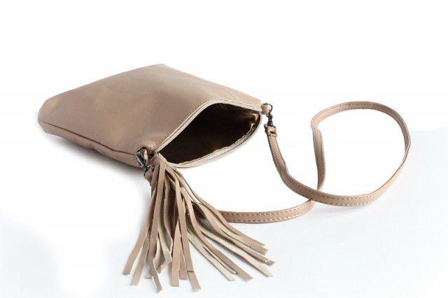 Кожаная маленькая сумка своими руками