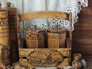 Набор для кухни из сосны!. Ярмарка Мастеров - ручная работа, handmade.