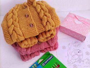 Топ 5 подарков новорожденному. Ярмарка Мастеров - ручная работа, handmade.