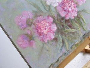 Когда расцветают пионы.... | Ярмарка Мастеров - ручная работа, handmade