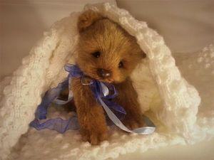 Выкройка собачки в подарок!. Ярмарка Мастеров - ручная работа, handmade.