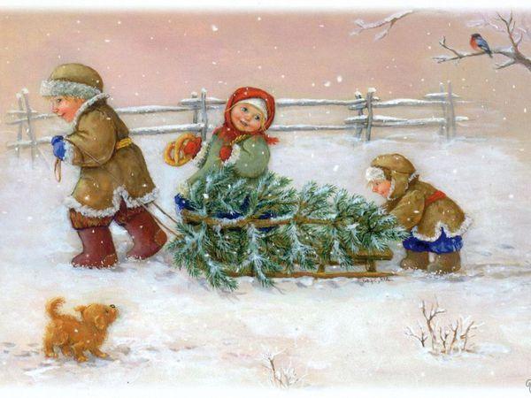 Новый год в Радость!!!!! | Ярмарка Мастеров - ручная работа, handmade