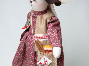 О куклах Le Bon Ton Salon | Ярмарка Мастеров - ручная работа, handmade