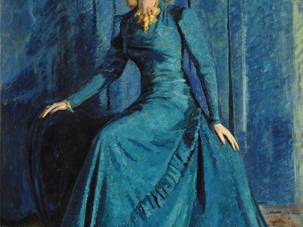 Оттенки синего в живописи: подборка из 30 прекрасных картин | Ярмарка Мастеров - ручная работа, handmade