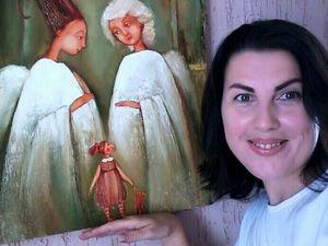 Скоро большой аукцион на Ангелов!!!. Ярмарка Мастеров - ручная работа, handmade.