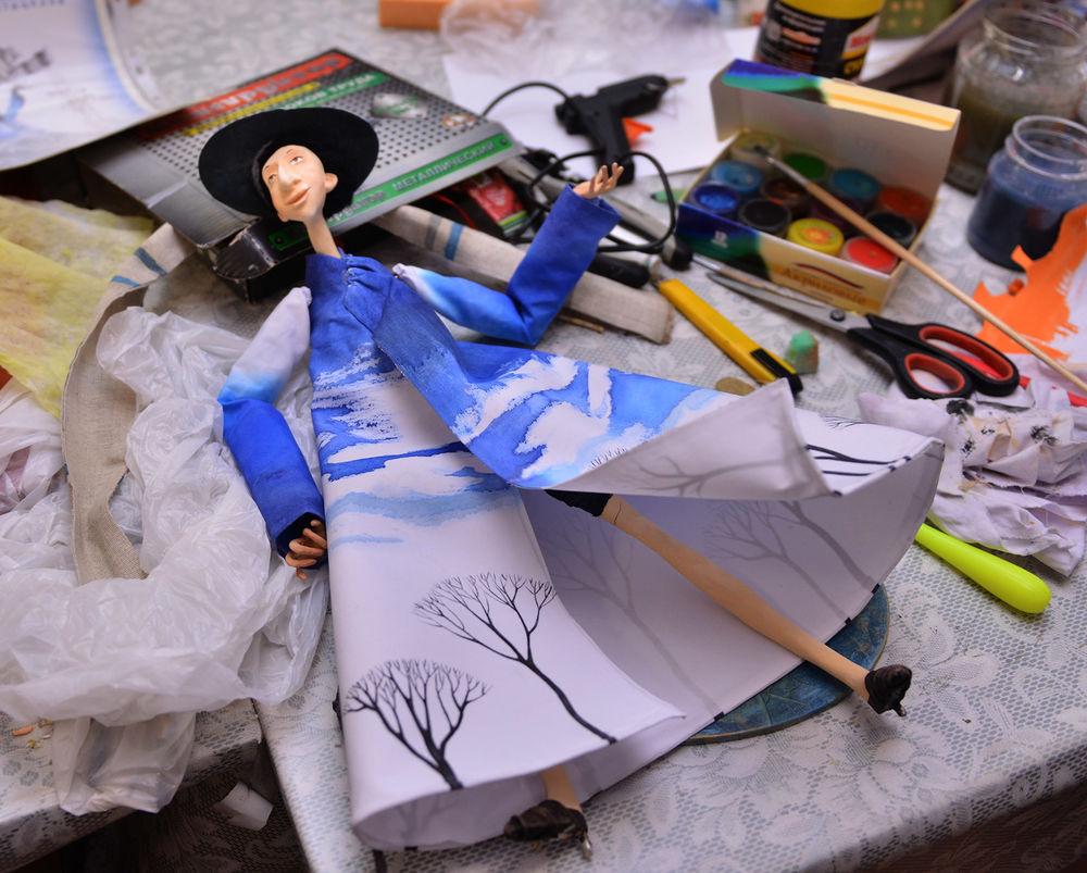 куклы, пластик