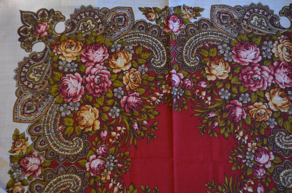 распродажа, павловопосадский платок, новогодняя ярмарка