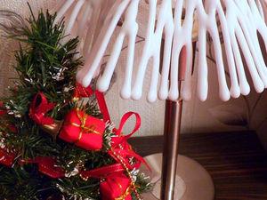 Делаем абажур для лампы в технике фьюзинг. Ярмарка Мастеров - ручная работа, handmade.